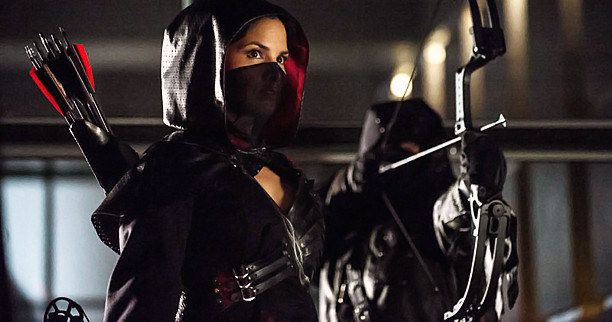 Nyssa Al Ghul Takes Aim in First Arrow Season 2 Finale Photo