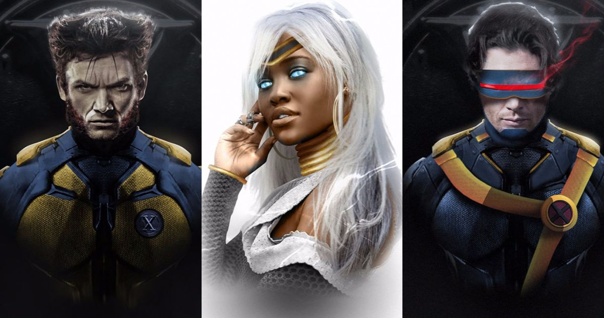 Bosslogic S X Men Dream Cast Unveiled In Breathtaking Mutant
