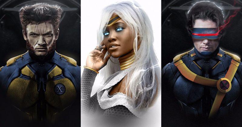 BossLogic's X-Men Dream Cast Unveiled in Breathtaking Mutant Portraits