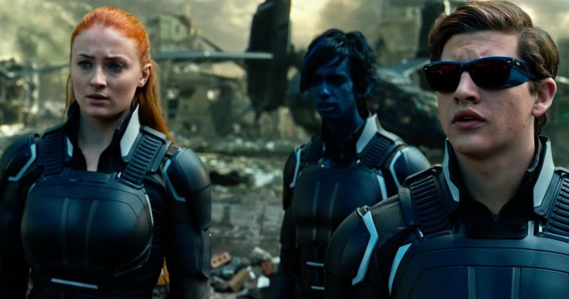 Sophie Turner Confirms X-Men 7 Will Shoot in 2017