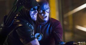 Legends Unite in Over 40 Arrow & Flash Crossover Photos