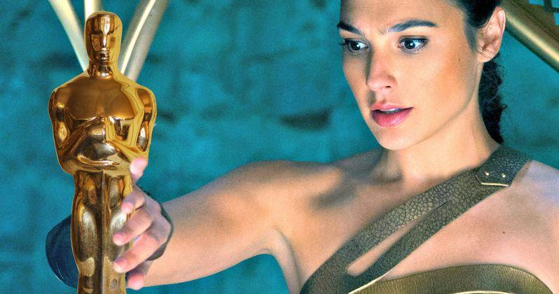 Wonder Woman Plans Oscar Campaign, Can It Win Best Picture?