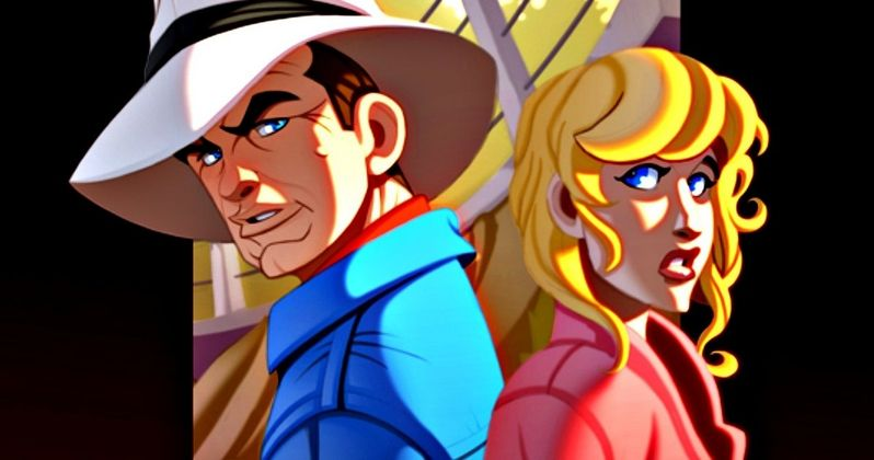 Jurassic Park Animated TV Show Art Reveals Abandoned Series