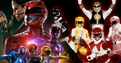 Original Power Rangers Cast Is Disappointed in Reboot