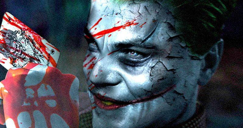 What Leonardo DiCaprio Looks Like as Scorsese's Joker