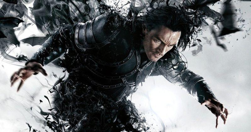 Will Luke Evans Return as Dracula in Universal Monsters Universe?