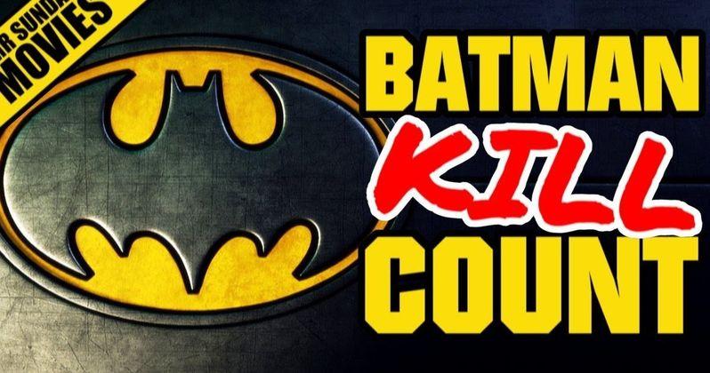 Nerd Alert: Batman Kill Count, Teens React to Mockingjay 2 & More
