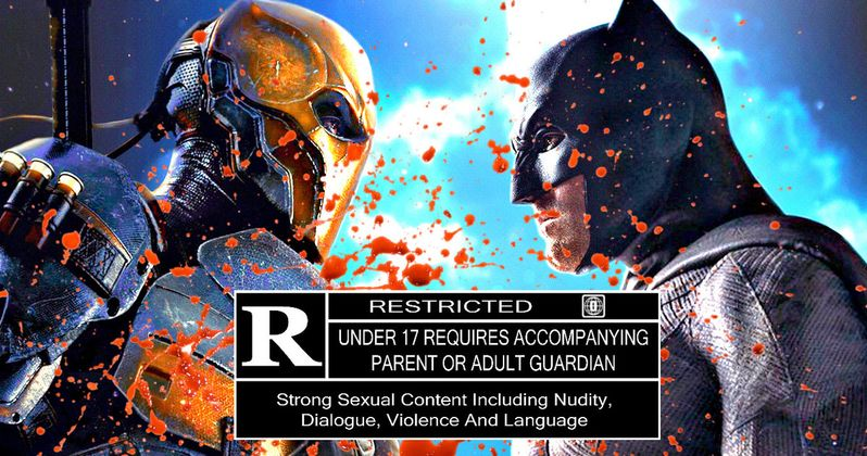 Will We Ever See R-Rated Movies in the DCEU?