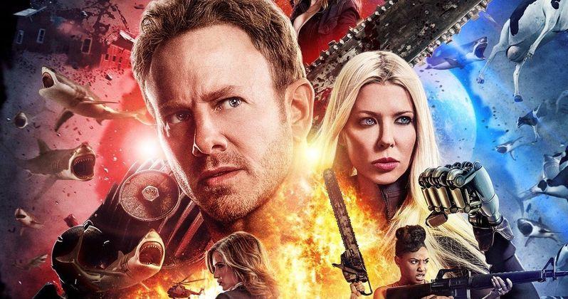 Sharknado 4 Poster Spoofs Star Wars; Insane Cameos Revealed
