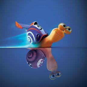 Turbo 'Slo No Mo' Poster