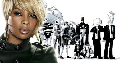 Mary J. Blige Joins Netflix's Superhero Series Umbrella Academy