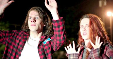 American Ultra Clip: Jesse Eisenberg Is a Stoned Cold Killer