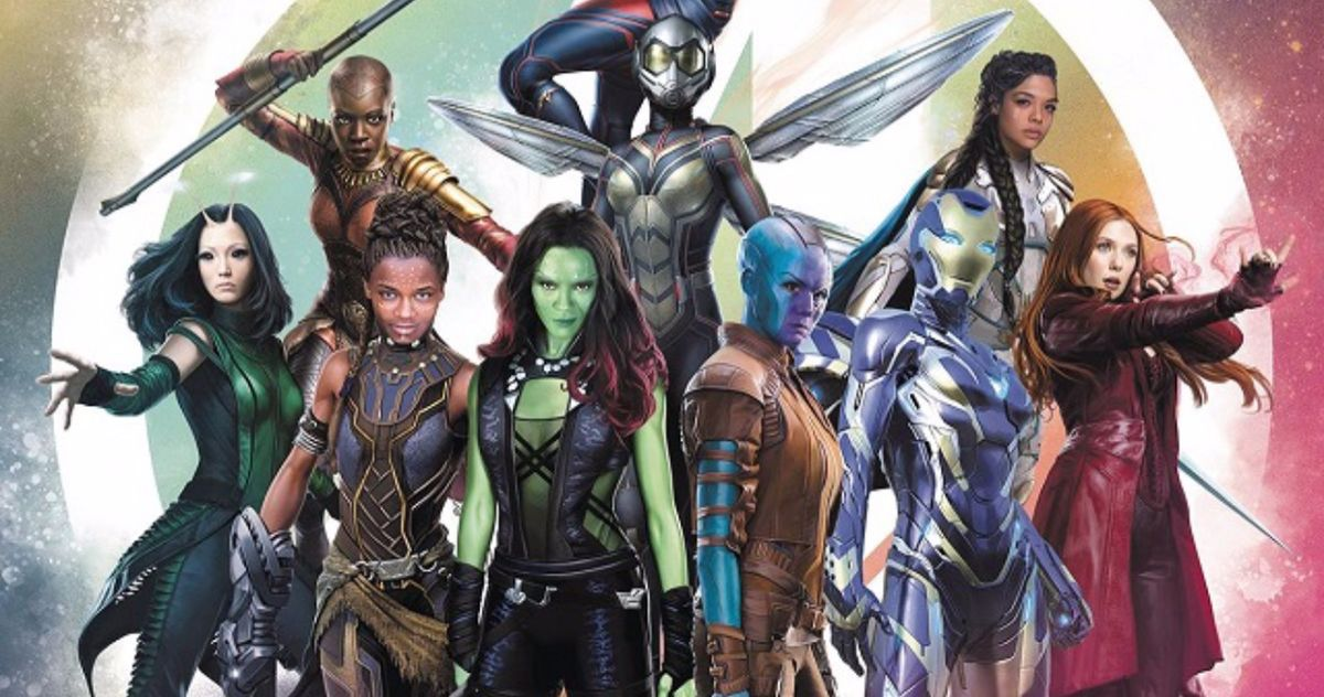 Marvel's A-Force Arrives in Official MCU Art