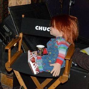 Chucky Lives in Curse of Chucky Behind-the-Scenes Photos!