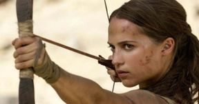 Lara Croft Goes Savage in Latest Look at Tomb Raider Reboot