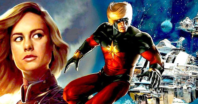 Captain Marvel to Introduce Kree Superhero Mar-Vell?