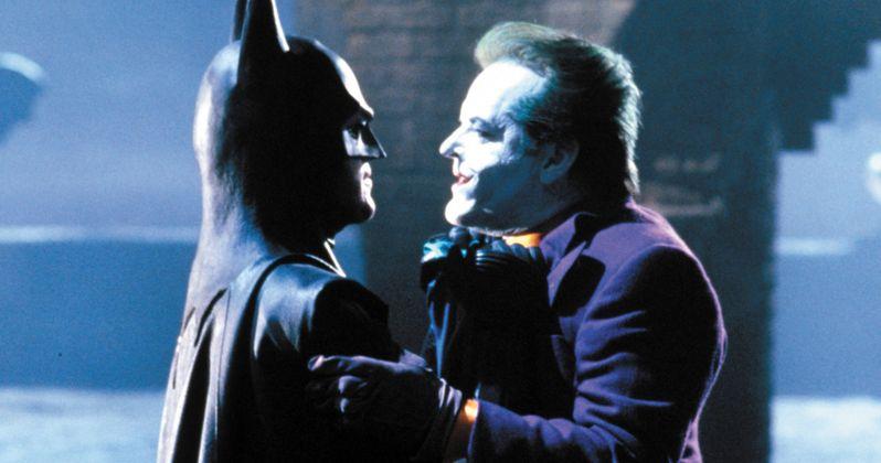 Watch Michael Keaton Spoil Tim Burton's Batman on TV Night Before Premiere