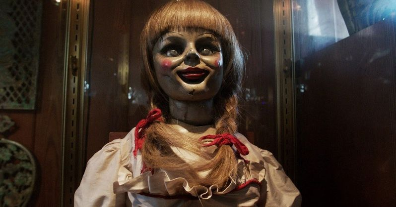 The Conjuring Spin-Off Annabelle Gets October 2014 Release Date