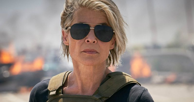 Terminator: Dark Fate Trailer Coming Soon, New Image Arrives from Edit Bay