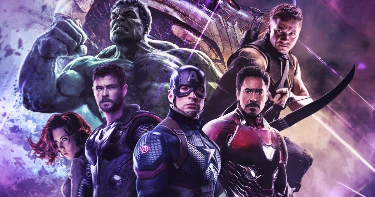 Endgame Trailer Photo: Endgame Trailer Is Intentionally Misleading, Contains