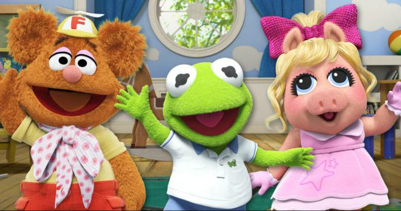 Muppet Babies Reboot Is Coming in 2018, First Photo Arrives