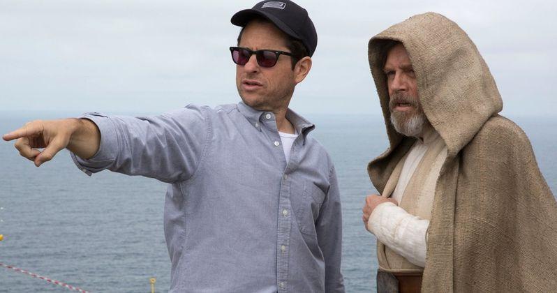 J.J. Abrams Talks Last Jedi Backlash, Lando's Return & Star Wars 9 Satisfaction