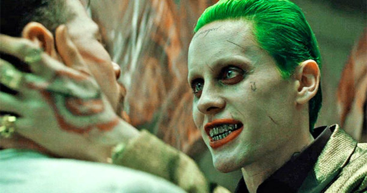 Jared Leto Wanted to Reinvent the Joker in Suicide Squad