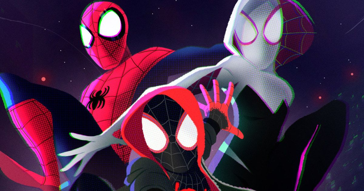Spider-Man: Into the Spider-Verse Secret Cameos Reveal One