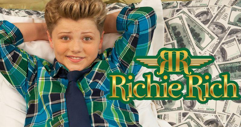 Netflix Announces Richie Rich Live-Action TV Show