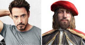 Assassin's Creed: Robert Downey Jr. Eyes Leonardo Da Vinci Role