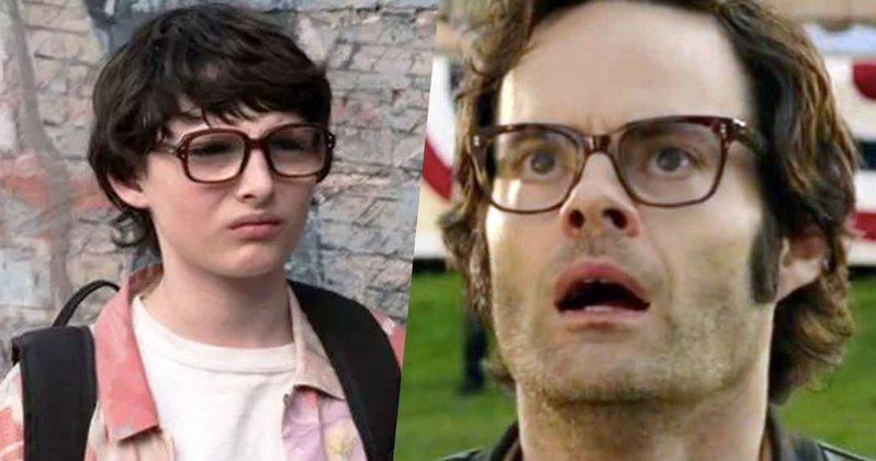 Finn Wolfhard Throws FaceApp Shade at IT Chapter 2 Co-Star Bill Hader