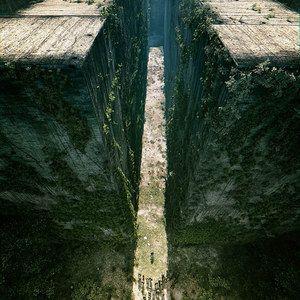 The Maze Runner Glade Concept Art