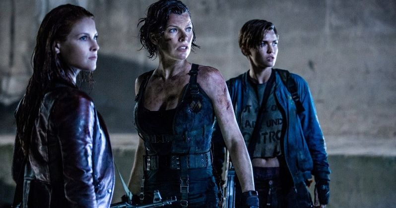 First Resident Evil 6 Clips Reunite Alice and Claire