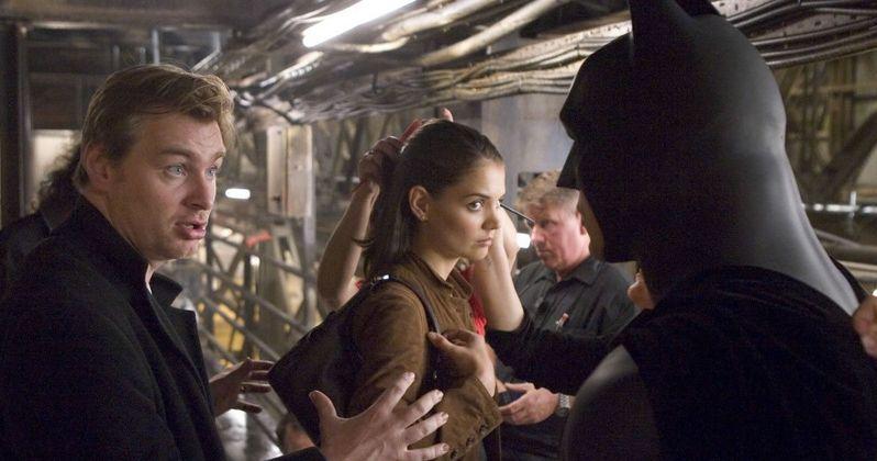 Christopher Nolan Reflects on Origins of Batman Begins