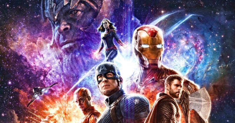 Avengers: Endgame Scores 97% Fresh Rating on Rotten Tomatoes