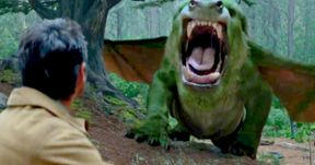 Pete's Dragon TV Trailer Shows Off Elliott's Dangerous Side