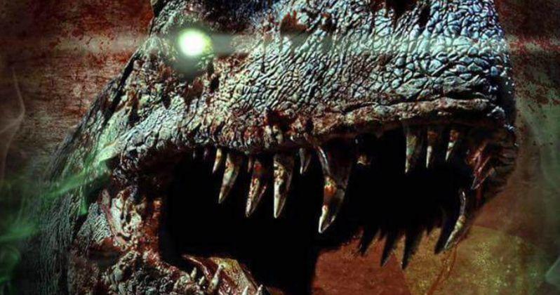 Z/Rex: The Jurassic Dead Trailer Unearths a Zombie Dinosaur