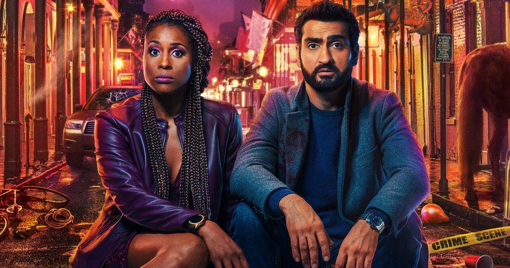 The Lovebirds Starring Kumail Nanjiani and Issa Rae Goes Straight to Netflix