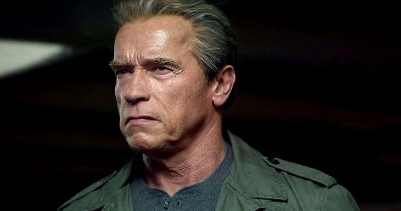Arnold Schwarzenegger Takes on Revenge Drama 478