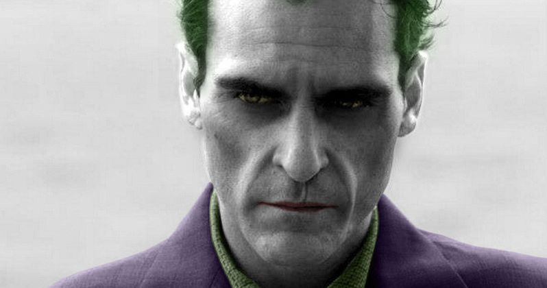Joaquin Phoenix Dodges Joker Question, Thinks Movie Sounds Amazing