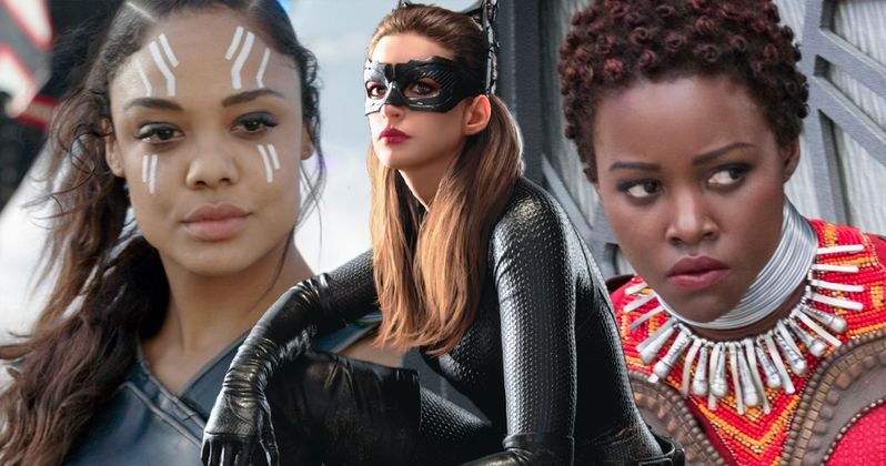 Tessa Thompson, Lupita Nyong'o and More Eyed for Catwoman in The Batman?
