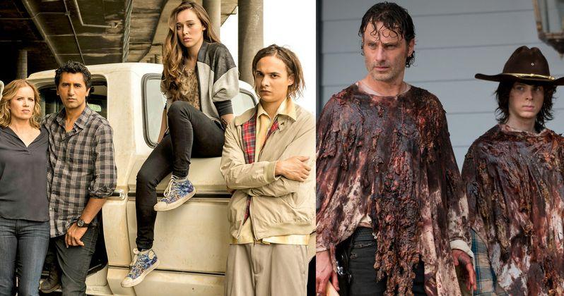 Why a Walking Dead & Fear the Walking Dead Crossover Won't Happen