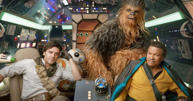 How Star Wars: Galaxy's Edge Ties Directly Into Rise of Skywalker