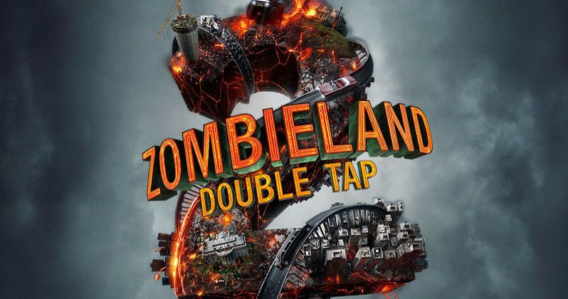 First Zombieland 2 Poster Pulls The Double Tap At Comic Con