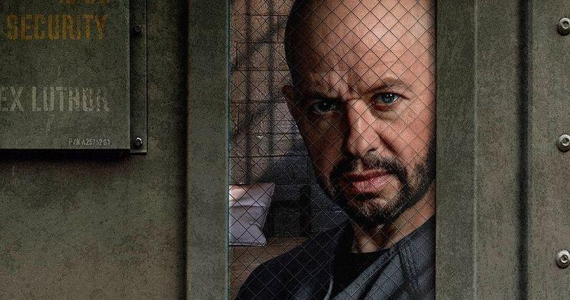 Jon Cryer as Lex Luthor Revealed in Supergirl Season 4