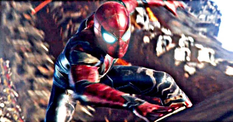 Infinity War LEGO Set Reveals Spider-Man Suit Spoiler?
