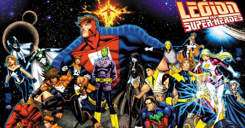 Legion of Superheroes Movie Happening at Warner Bros.?