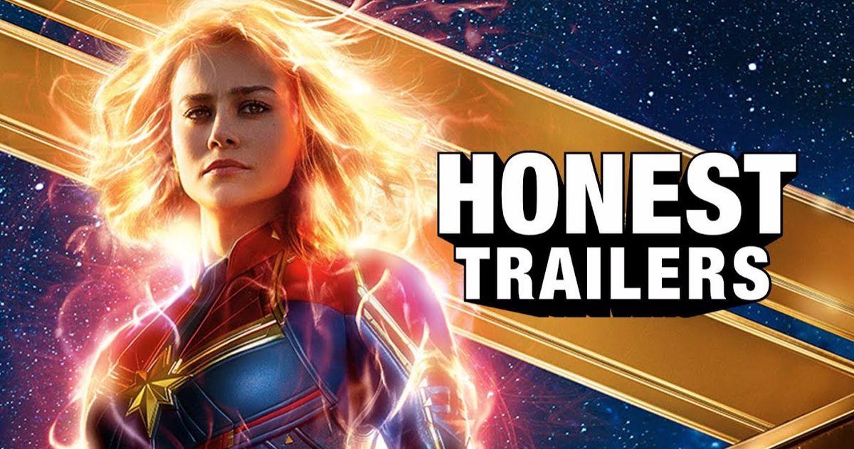 Trailer Marvel