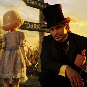 Oz the Great and Powerful Photos Featuring James Franco