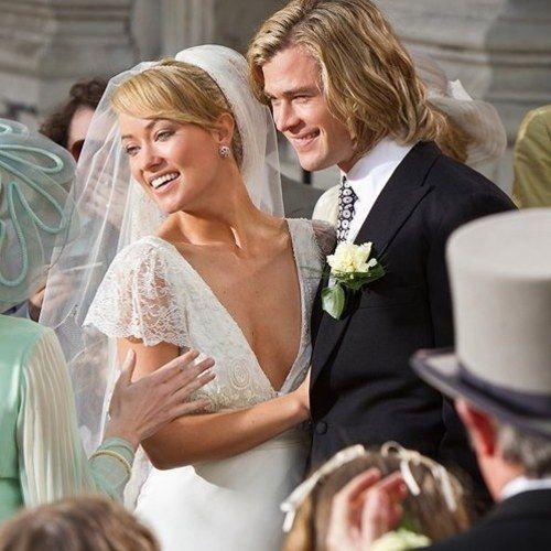 Rush Photos with Chris Hemsworth and Olivia Wilde